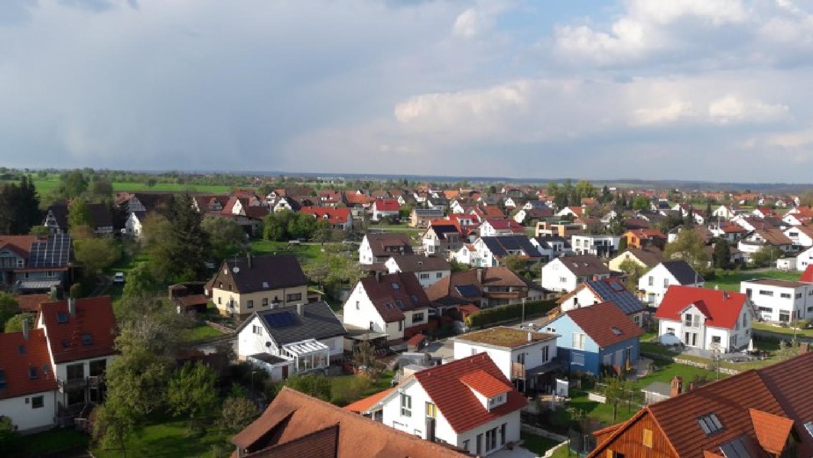 Blick auf Immenhausen