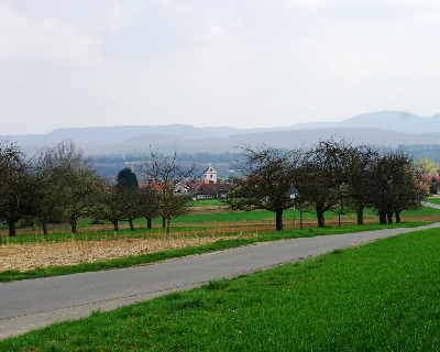 Jettenburger Landschaft