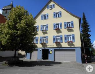 Rathaus Wankheim