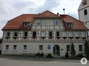 Rathaus Jettenburg
