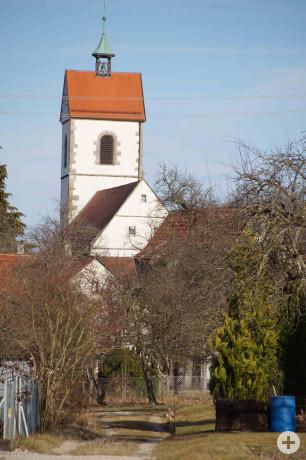 Kirche Mähringen